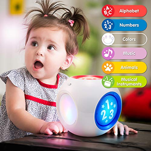 BEST LEARNING Learning Cube - Educational Activity Center ...